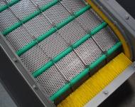 Perforated fine screen PEGASUS PRO ®