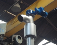 Tamiz tornillo helicoidal vertical TORNADO ®