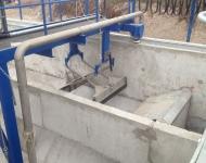 Puente desengrasador desarenador longitudinal LONGBRI ®