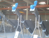 Clasificador de arenas helicoidal SCREWBLADE