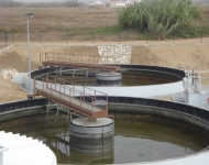 Puente decantador circular LODON ®