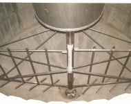 Espesador circular de lodos PACIFIC