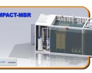 Planta depuración modular MBRPACK ®