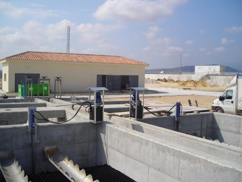 Barredor de lodos hidráulico PANERA