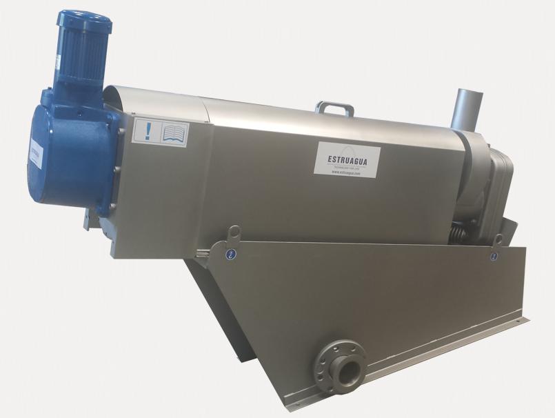 Espesador de lodo SCREWMAX-E