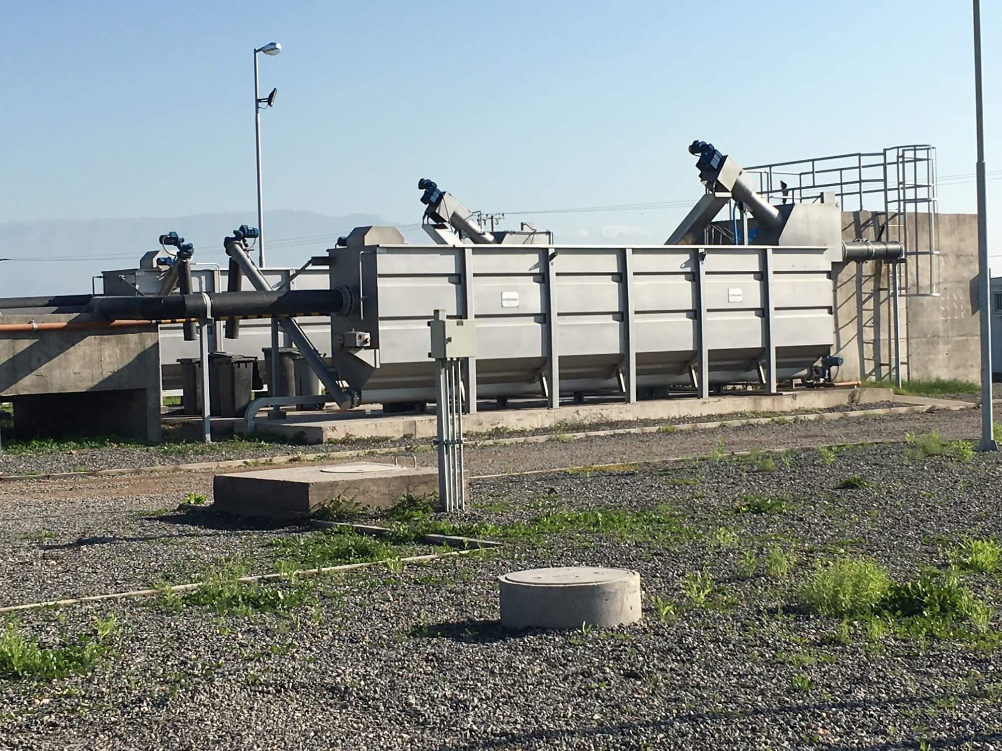 Dos unidades COMBIPRO suministradas en Argelia