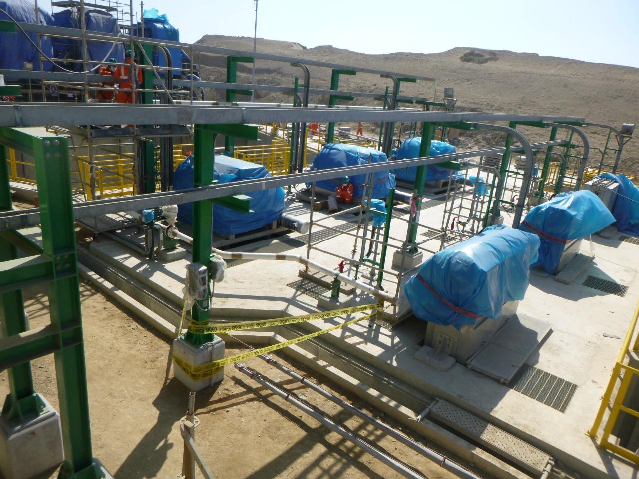 refinerías mas importantes en PERU, ESTRUAGUA